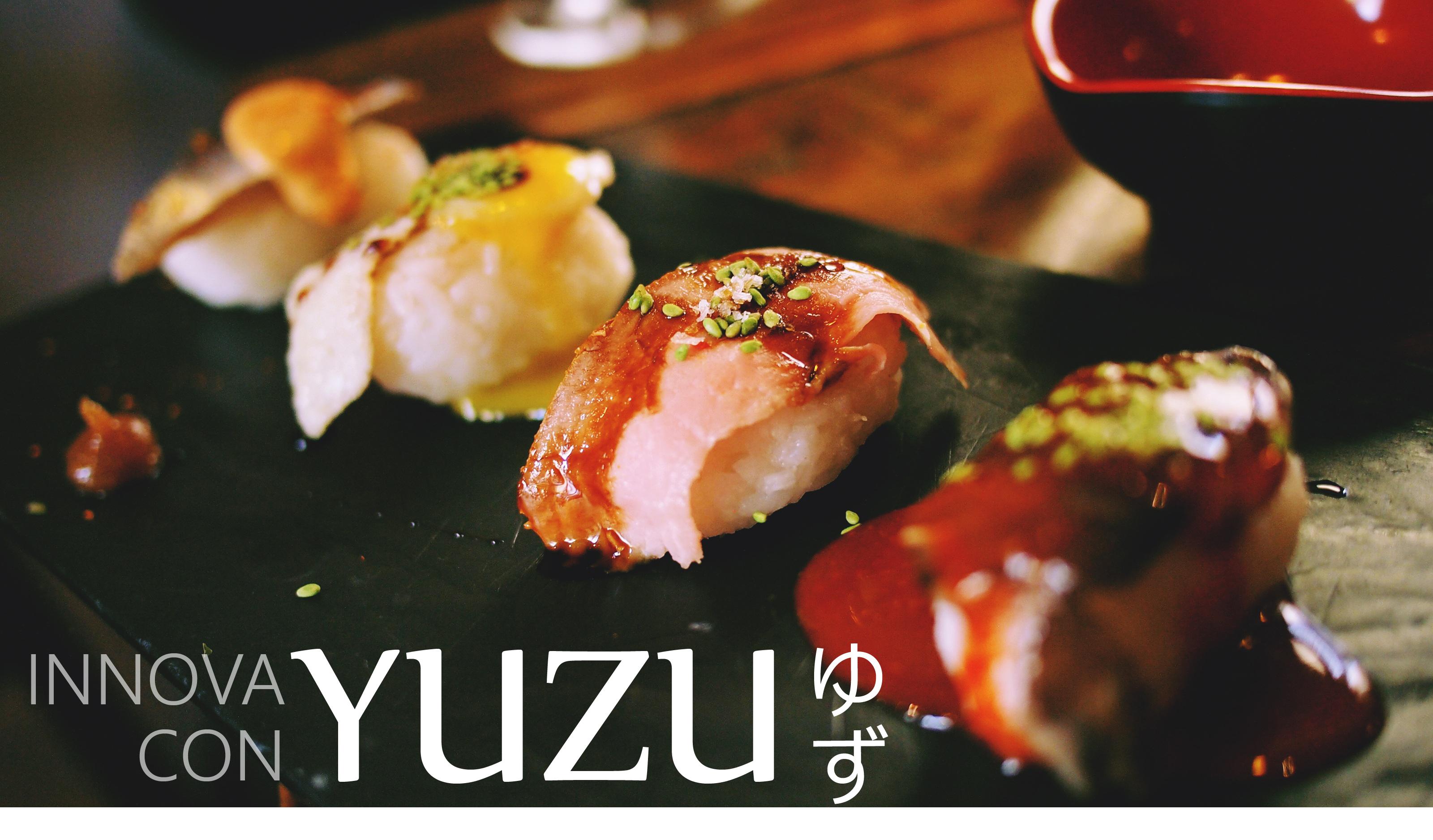 Yuzu & Life - Innova con el yuzu