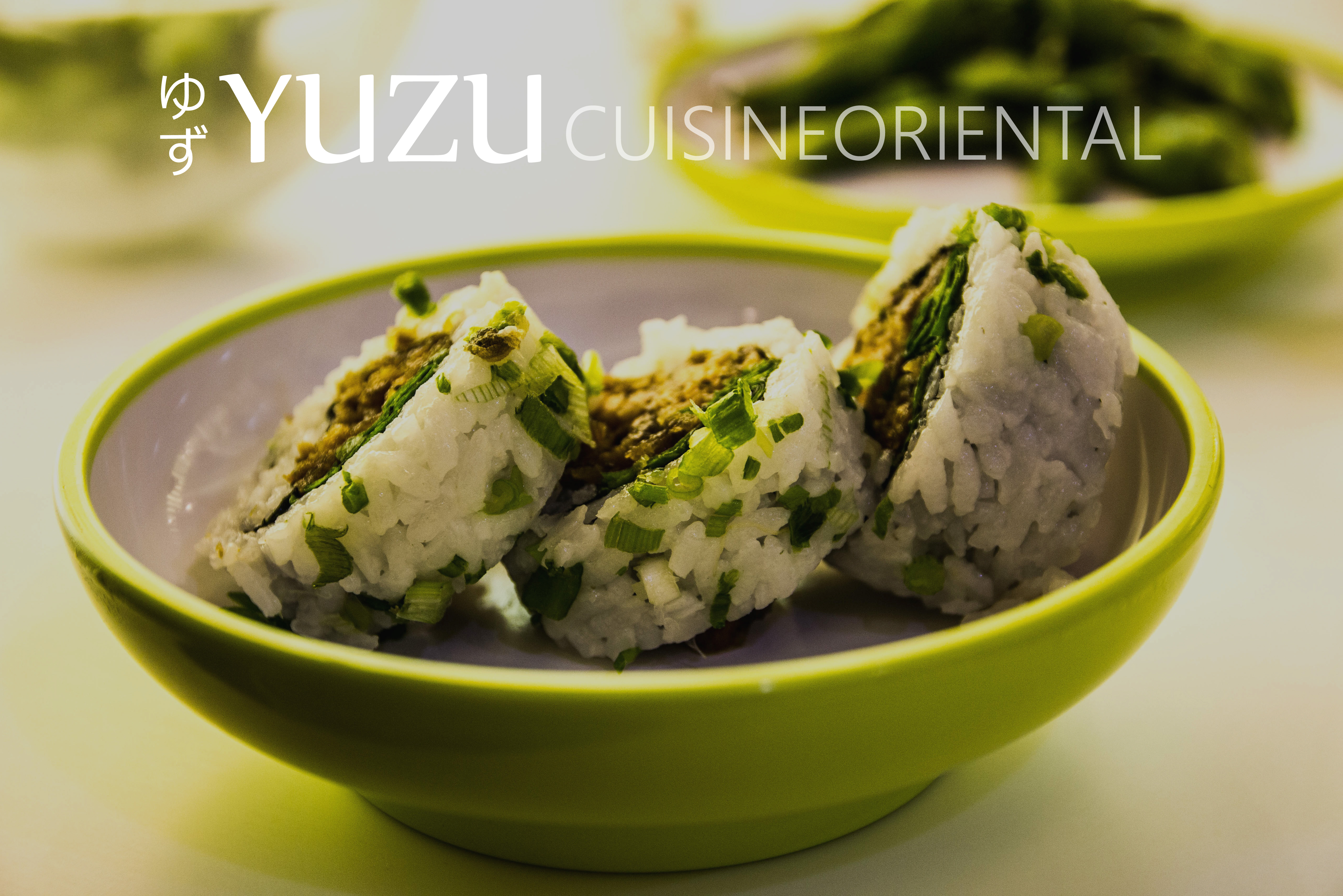 Yuzu cocina oriental